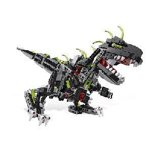 Чудовищный динозавр