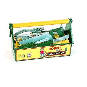 Инструменты в ящике «Bosch»