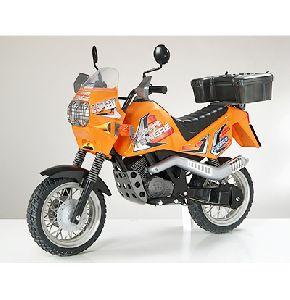 Электроцикл «DesertTenere 2005»