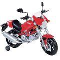 Электроцикл «Ducati Monster»