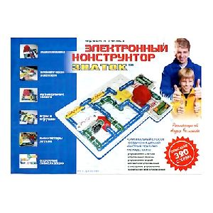 Электронный конструктор «Знаток, 320 схем»